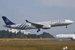 Wings Flapさんが、成田国際空港で撮影したアエロフロート・ロシア航空 A330-343Xの航空フォト(写真)