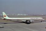 santaさんが、羽田空港で撮影した日本航空 DC-8-61の航空フォト(写真)