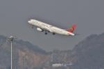 TAOTAOさんが、杭州蕭山国際空港で撮影したトランスアジア航空 A321-131の航空フォト(写真)