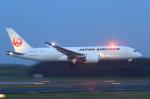 多楽さんが、成田国際空港で撮影した日本航空 787-8 Dreamlinerの航空フォト(写真)