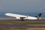 くるくもるさんが、羽田空港で撮影したエア・カナダ A330-343Xの航空フォト(写真)