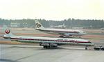 sakuraさんが、成田国際空港で撮影した日本航空 DC-8-61の航空フォト(写真)