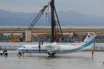 7915さんが、米子空港で撮影した海上保安庁 DHC-8-315Q MPAの航空フォト(写真)