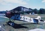 TKOさんが、オールド・ラインベック飛行場で撮影したドイツ陸軍 Fokkerの航空フォト(写真)