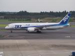 ken1☆MYJさんが、成田国際空港で撮影した全日空 787-881の航空フォト(写真)