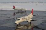 はれ747さんが、札幌飛行場で撮影した北海道エアシステム 340B/Plusの航空フォト(写真)