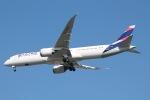 だいすけさんが、ジョン・F・ケネディ国際空港で撮影したラタム・エアラインズ・チリ 787-9の航空フォト(写真)