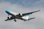 だいすけさんが、ジョン・F・ケネディ国際空港で撮影したアルゼンチン航空 A330-223の航空フォト(写真)