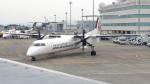 誘喜さんが、鹿児島空港で撮影した日本エアコミューター DHC-8-402Q Dash 8の航空フォト(写真)