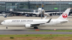 誘喜さんが、羽田空港で撮影した日本航空 767-346/ERの航空フォト(写真)