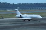pringlesさんが、長崎空港で撮影したウェルズ・ファーゴ・バンク・ノースウェスト BD-700-1A11 Global 5000の航空フォト(写真)