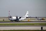 AkiChup0nさんが、サンフランシスコ国際空港で撮影したアメリカ沿岸警備隊 C-27J Spartanの航空フォト(写真)
