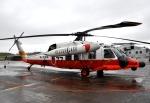 チャーリーマイクさんが、鹿屋航空基地で撮影した海上自衛隊 UH-60Jの航空フォト(写真)