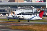 khideさんが、伊丹空港で撮影した日本エアコミューター DHC-8-402Q Dash 8の航空フォト(写真)