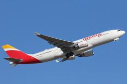 安芸あすかさんが、成田国際空港で撮影したイベリア航空 A330-202の航空フォト(写真)