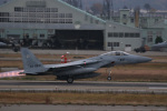 チャッピー・シミズさんが、小松空港で撮影した航空自衛隊 F-15J Eagleの航空フォト(写真)