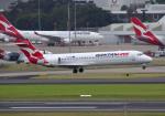 Willieさんが、シドニー国際空港で撮影したカンタスリンク 717-2BLの航空フォト(写真)