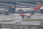 reonさんが、香港国際空港で撮影したダッソー・ファルコン Falcon 7Xの航空フォト(写真)