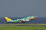 gibsonさんが、羽田空港で撮影した全日空 747-481の航空フォト(写真)