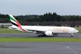 panchiさんが、成田国際空港で撮影したエミレーツ航空 777-F1Hの航空フォト(写真)