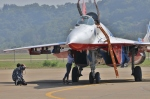 TAOTAOさんが、珠海金湾空港で撮影したロシア空軍 MiG-29の航空フォト(写真)