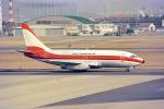 TRAVAIRさんが、名古屋飛行場で撮影した日本トランスオーシャン航空 737-205/Advの航空フォト(写真)
