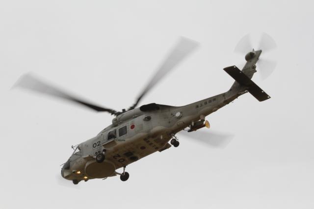 海上自衛隊 Mitsubishi SH-60K 8402 厚木飛行場  航空フォト | by とらとらさん