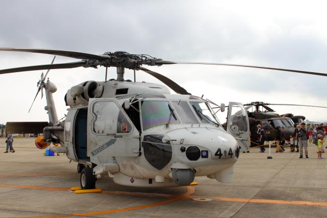 海上自衛隊 Mitsubishi SH-60K 8444 明野駐屯地  航空フォト | by Dickiesさん
