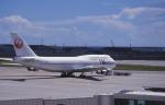 kumagorouさんが、那覇空港で撮影した日本航空 747-146B/SR/SUDの航空フォト(写真)