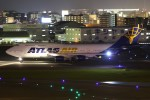 masa707さんが、福岡空港で撮影したアトラス航空 747-446の航空フォト(写真)