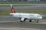 Semirapidさんが、福岡空港で撮影したフィリピン航空 A320-214の航空フォト(写真)