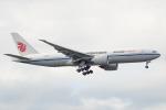 Ariesさんが、成田国際空港で撮影した中国国際貨運航空 777-FFTの航空フォト(写真)