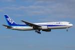 Ariesさんが、成田国際空港で撮影した全日空 767-381/ERの航空フォト(写真)