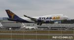 SH60J121さんが、福岡空港で撮影したアトラス航空 747-446の航空フォト(写真)