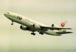 動物村猫君さんが、大分空港で撮影した日本航空 DC-10-40Dの航空フォト(写真)