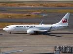 51ANさんが、羽田空港で撮影した日本航空 737-846の航空フォト(写真)