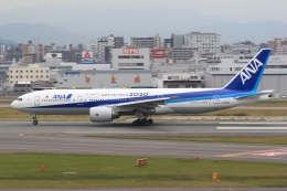 Semirapidさんが、福岡空港で撮影した全日空 777-281/ERの航空フォト(写真)