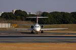よっしぃさんが、伊丹空港で撮影した日本航空 MD-81 (DC-9-81)の航空フォト(写真)