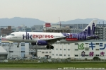 tabi0329さんが、福岡空港で撮影した香港エクスプレス A320-232の航空フォト(写真)