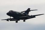 まさきちさんが、名古屋飛行場で撮影した航空自衛隊 U-125A(Hawker 800)の航空フォト(写真)