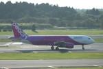 krozさんが、成田国際空港で撮影したピーチ A320-214の航空フォト(写真)