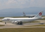 J-bird8582さんが、関西国際空港で撮影した日本アジア航空 747-246Bの航空フォト(写真)