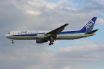 PASSENGERさんが、成田国際空港で撮影した全日空 767-381/ERの航空フォト(写真)