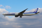 PASSENGERさんが、成田国際空港で撮影した全日空 777-381/ERの航空フォト(写真)