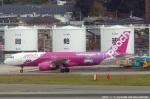 tabi0329さんが、福岡空港で撮影したピーチ A320-214の航空フォト(写真)