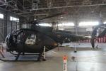 7915さんが、防府北基地で撮影した陸上自衛隊 OH-6Dの航空フォト(写真)
