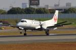 suu451さんが、伊丹空港で撮影した日本エアコミューター 340Bの航空フォト(写真)