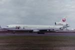 Yossy96さんが、伊丹空港で撮影した日本航空 MD-11の航空フォト(写真)