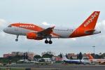 k-spotterさんが、リスボン・ウンベルト・デルガード空港で撮影したイージージェット・スイス A319-111の航空フォト(写真)