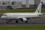 k-spotterさんが、リスボン・ウンベルト・デルガード空港で撮影したアゾレス・エアラインズ A320-214の航空フォト(写真)